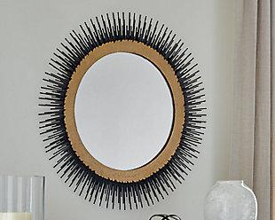 Elodie Accent Mirror, , rollover