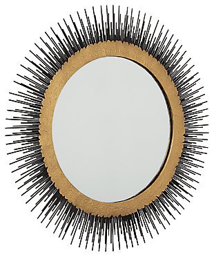 Elodie Accent Mirror, , large