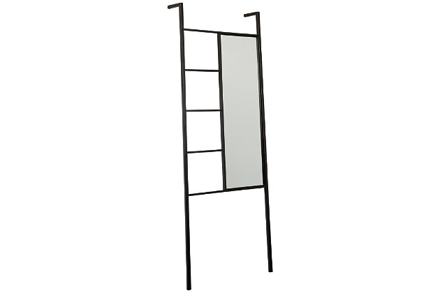 Denice Floor Mirror, , large
