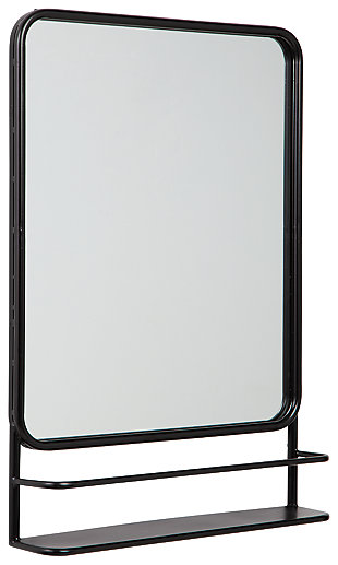 Ebba Accent Mirror, , large