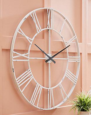 Paquita Wall Clock, , rollover