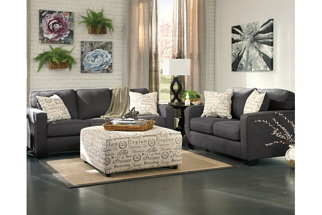 Alenya 3 piece living room set ashley furniture homestore for 10 piece living room set