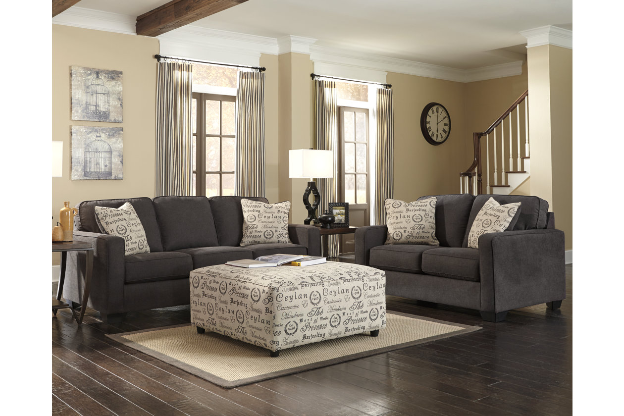 Alenya 3 Piece Living Room Set Ashley Furniture Homestore