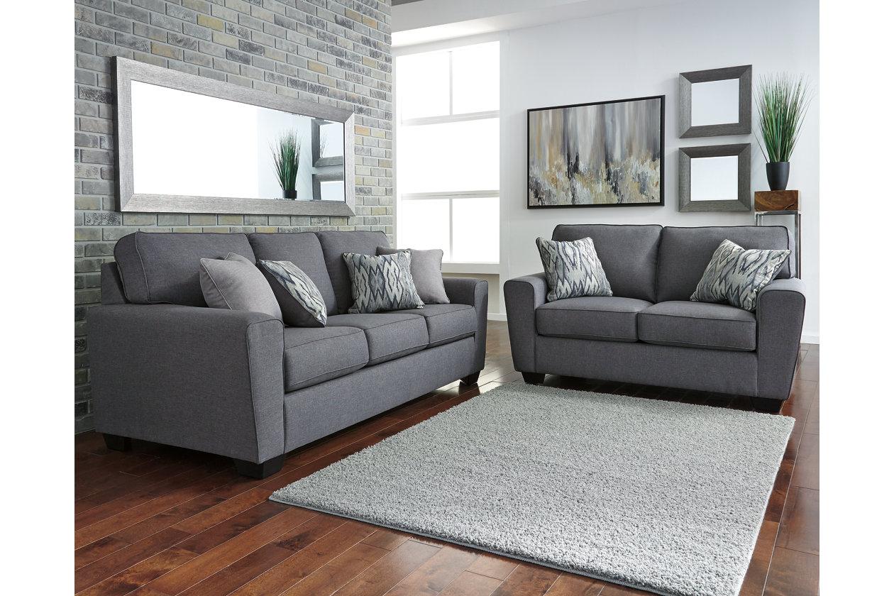 Calion Sofa and Loveseat | Ashley Furniture HomeStore
