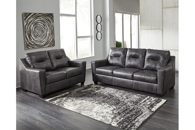 Kensbridge Sofa And Loveseat Ashley Furniture Homestore