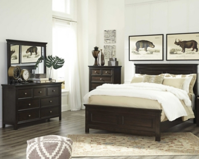 Alexee 5Piece King Bedroom Ashley Furniture HomeStore