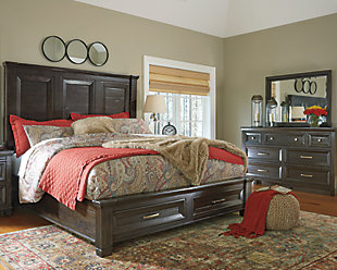Townser 5-Piece Queen Bedroom, , rollover