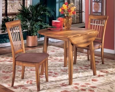 Ashley Berringer 3-Piece Dining Room, Slate