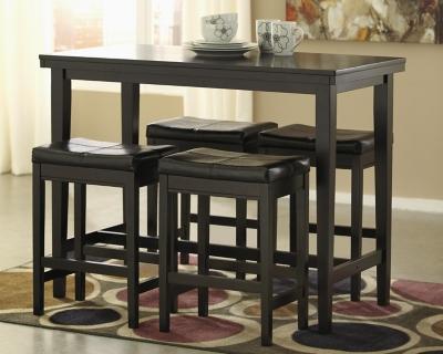Kimonte 5 Piece Dining Room Ashley Furniture HomeStore