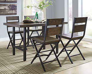 ... Large Kavara 5 Piece Dining Set, , Rollover