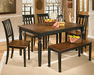 Owingsville 6-Piece Dining set, , rollover