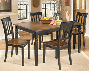 ... Large Owingsville 5 Piece Dining Set, , Rollover