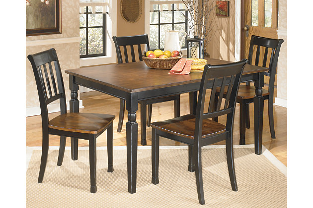Owingsville 5-Piece Dining set, , large