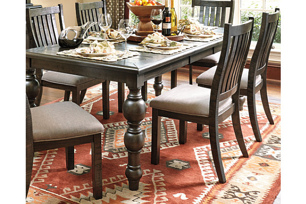 Townser 7-Piece Dining Room, , large