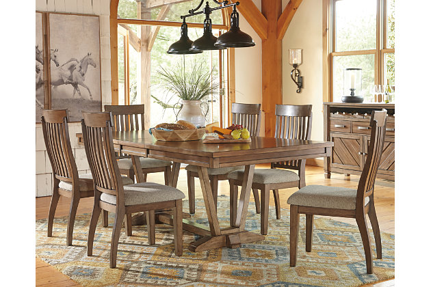 Colestad 7 Piece Dining Room, , Large ...