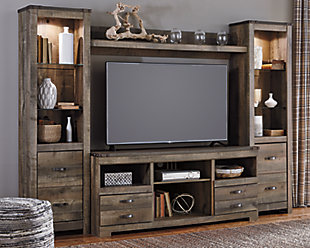 Trinell 4-Piece Entertainment Center, , rollover