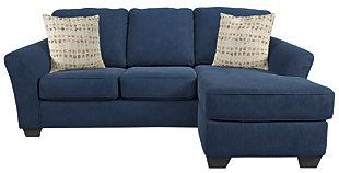Terrarita Sofa Chaise and Pillows, , large