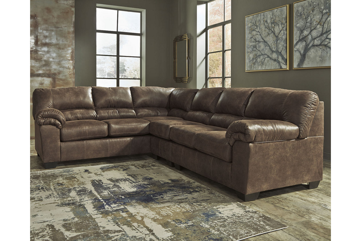 Pleasing Bladen 3 Piece Sectional Ashley Furniture Homestore Cjindustries Chair Design For Home Cjindustriesco