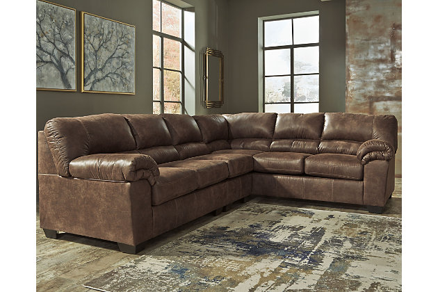 Bladen 3 Piece Sectional Ashley