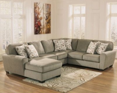 Piece Loveseat Sectional Patina Park Product Photo 246
