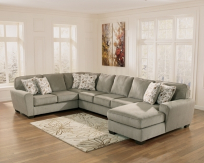 Patola Park 4-Piece Sectional with Chaise, , large