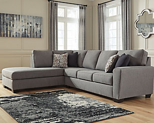 ... Large Larusi 2 Piece Sectional, , Rollover
