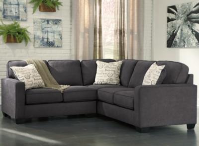 Alenya 2Piece Sectional Ashley Furniture HomeStore
