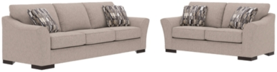 Sofa Loveseat Pillows Slate Nuvella Product Photo 381