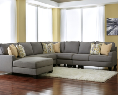 Chamberly 4 Piece Sectional With Chaise Ashley Furniture Homestore