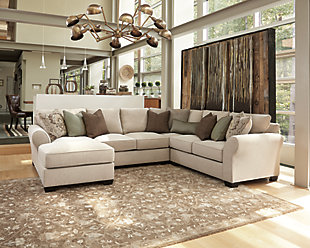 Wilcot 4-Piece Sectional with Chaise, , rollover
