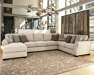 Wilcot 4-Piece Sofa Sectional, , rollover