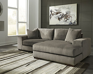Manzani 2-Piece Sectional with Chaise, , rollover