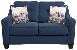Karis Loveseat and Pillows, , large