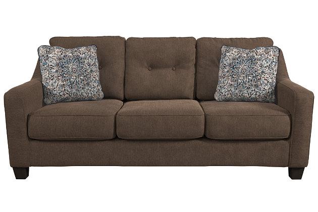Karis Sofa and Pillows, , large