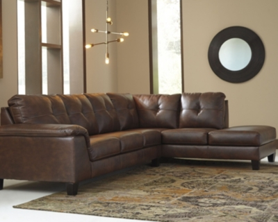 Goldstone 2-Piece Sectional with Chaise, , large