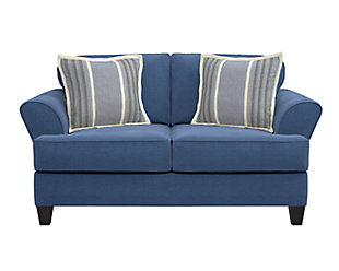 Amenia Loveseat and Pillows, , large
