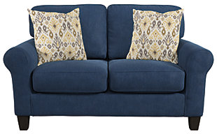 Aldy Loveseat and Pillows, , rollover