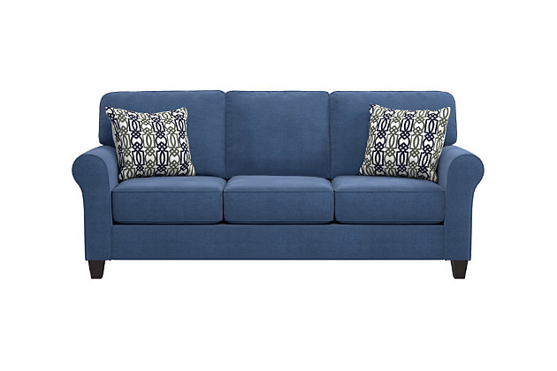 Aldy Sofa and Pillows