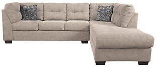 Pitkin Sectional and Pillows, , large