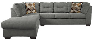Pitkin Sectional and Pillows, , rollover