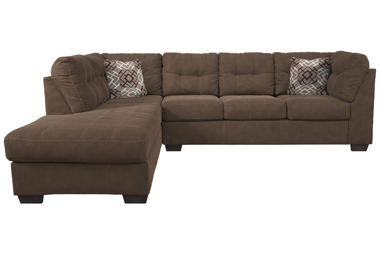 official photos caf9d 35d3a Pitkin Sectional and Pillows | Ashley Furniture HomeStore