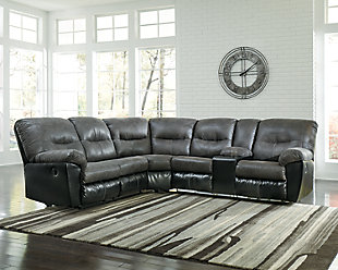 Leonberg 2-Piece Reclining Sectional, , large