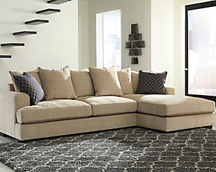... Large Aquaria 2 Piece Sectional, , Rollover