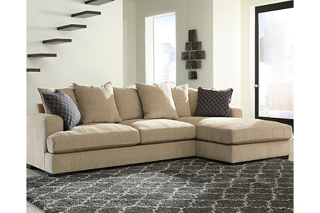 Decorating idea using this item  sc 1 st  Ashley Furniture HomeStore : ashley sectional with chaise - Sectionals, Sofas & Couches