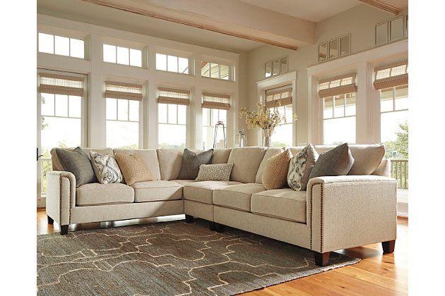 Kieman 3-Piece Sectional | Ashley Furniture HomeStore