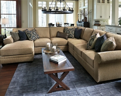 Amandine 5Piece Sectional Ashley Furniture HomeStore
