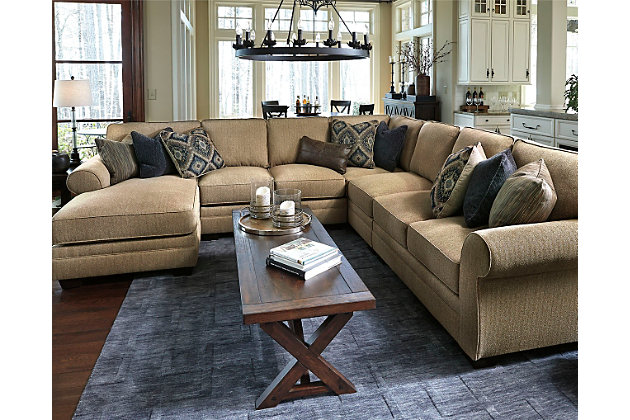 Amandine 5-Piece Sectional with Chaise | Ashley Furniture ...