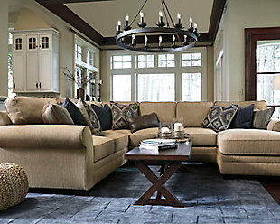 Amandine 4-Piece Sectional with Chaise, , rollover