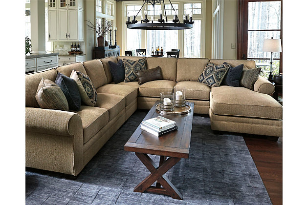 Amandine 5 Piece Sectional Ashley Furniture Homestore