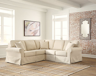 Shermyla 2-Piece Sectional, , rollover